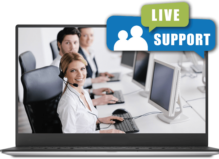 Live VIP Support
