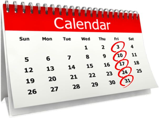 Auto Recurring Payments Schedules
